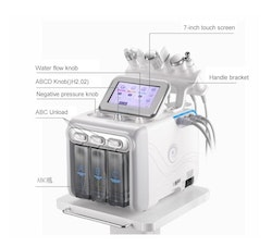 Hydrafacial 6 in one