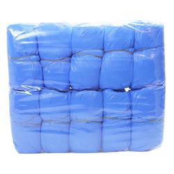 Skoskydd 15x36 cm blå 1x100 st
