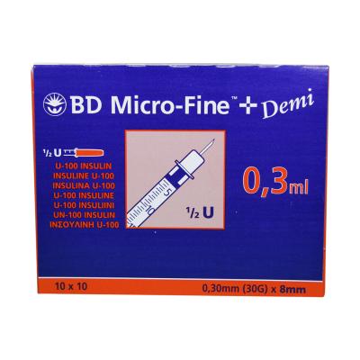 BD Micro-Fine+ Demi