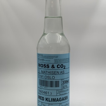 O. Mathisen - MOSS & CO2