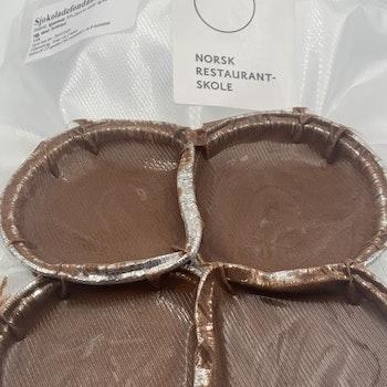 4 pk Sjokoladefondant