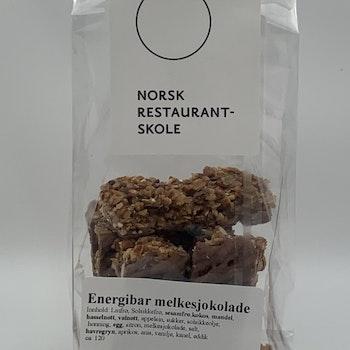 Energibar melkesjokolade