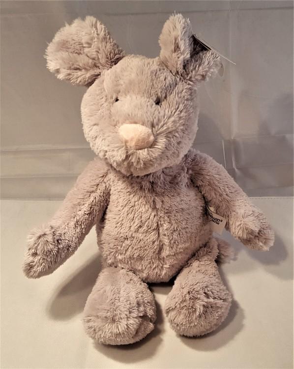 Mjukisdjur, kaninen Polly, stor, Teddykompaniet
