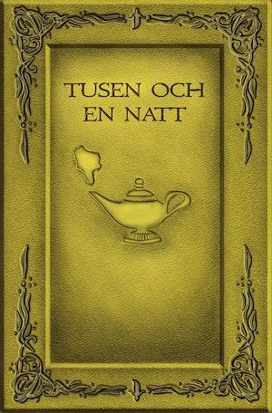 """Bok """"Tusen och en natt"""", Sofi Poulsen, förhandsbokning"""