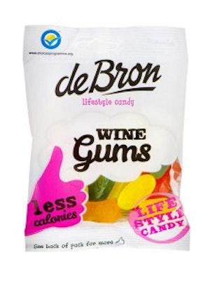 De Bron Wine Gums 100g Sockerfri