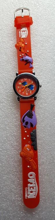 Barnklocka Hitta Nemo, Just nu en extra på köpet på alla barnklockor!