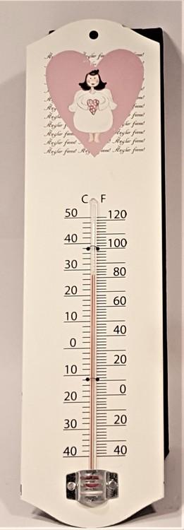 Termometer i vintagestil