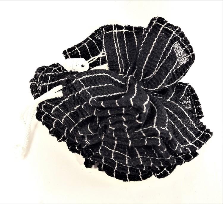 Blomformad tvättsvamp, snabbtorkande med en praktisk upphängningsögla