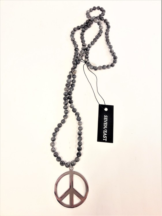 Peace Halsband Grå