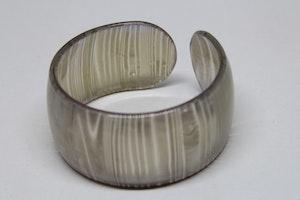 Stelt Akryl Armband Lila