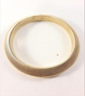 Metall Armband Guldfärg