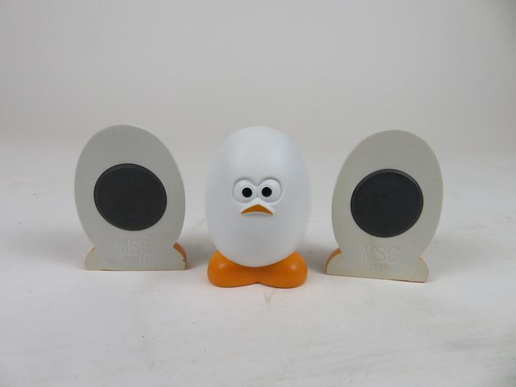 Kylskåpsmagnet - Ägg, 3 styck