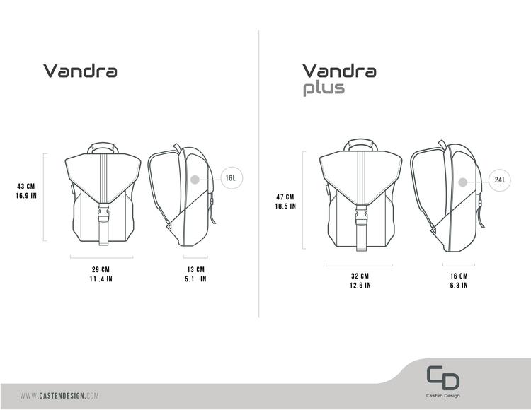 Vandra Limited Plus