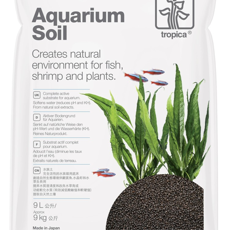 Aquarium Soil