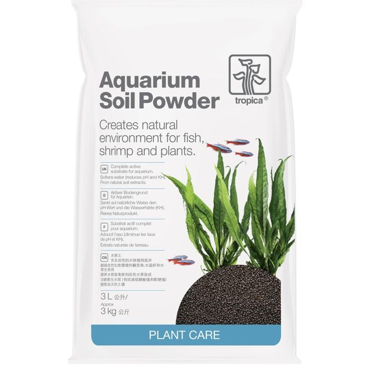 Aquarium Soil Powder