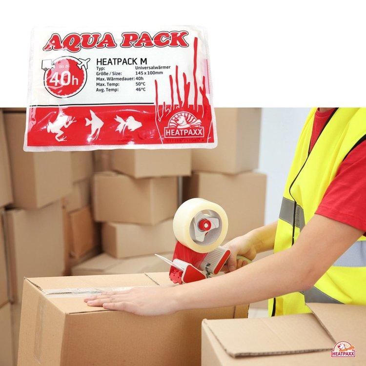 Värmare 40 timmar Aqua Pack M
