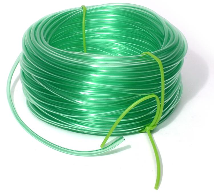 Luftslang grön 6/4 mm