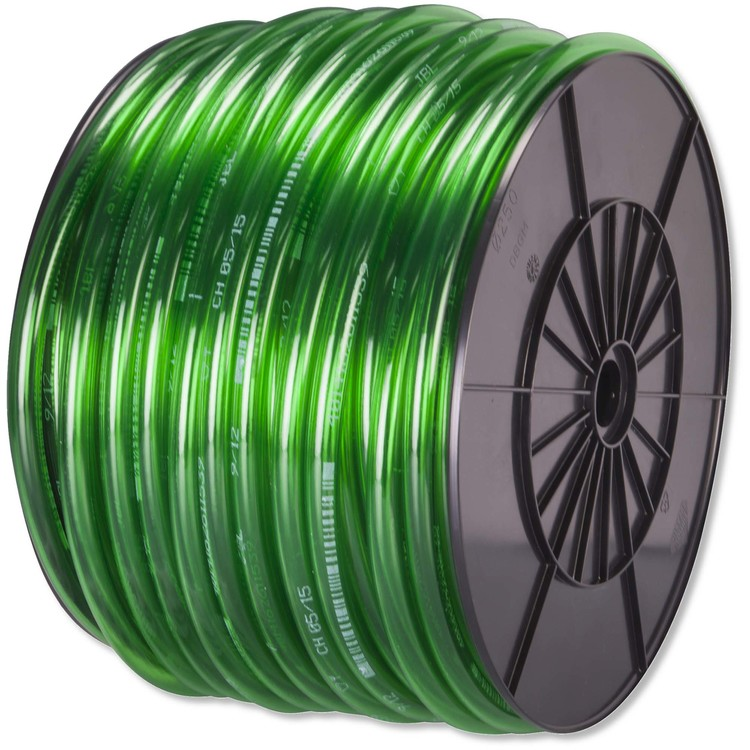 Slang grön 12/16 mm