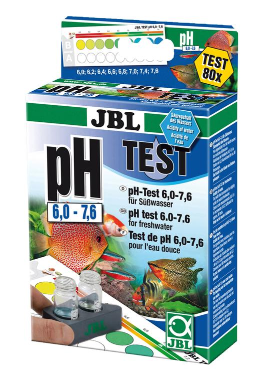 pH-test 6,0 - 7,6