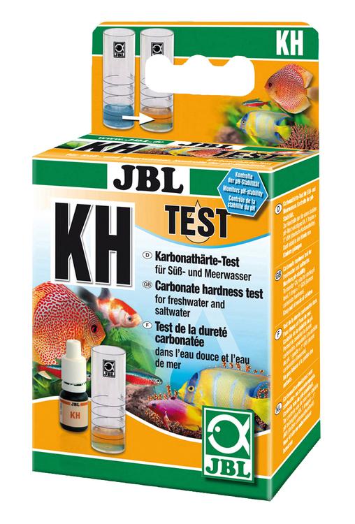 Karbonathårdhet KH-test