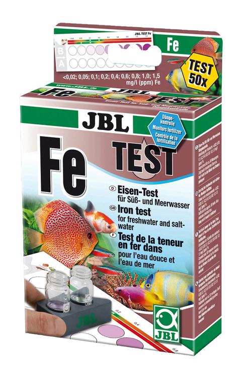 Järn Fe-test