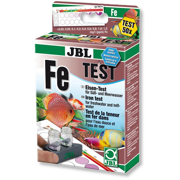 Järn Fe-test Refill