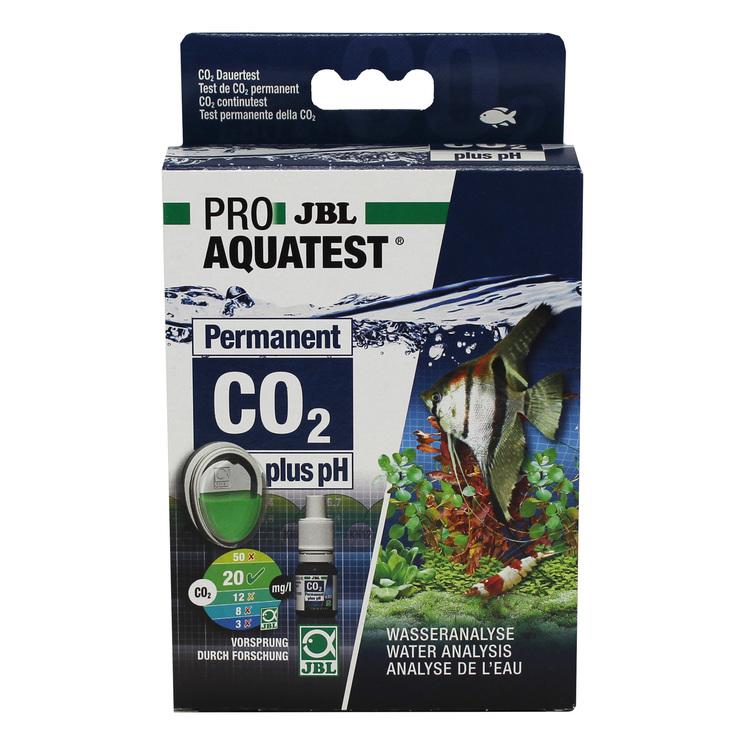 Co2 / pH Permanent test