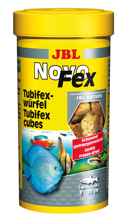 Novo Fex Tubifex