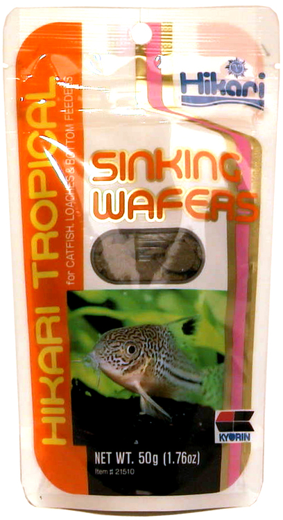 Sinking Wafers