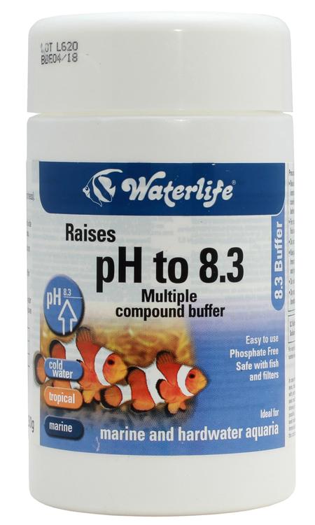 pH-Höj 8,3 - SeaBuffer Waterlife