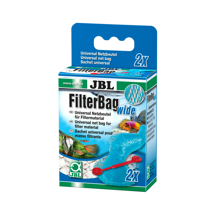 Filterbag Grov 2-pack JBL