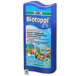 Biotopol - Vattenberedning
