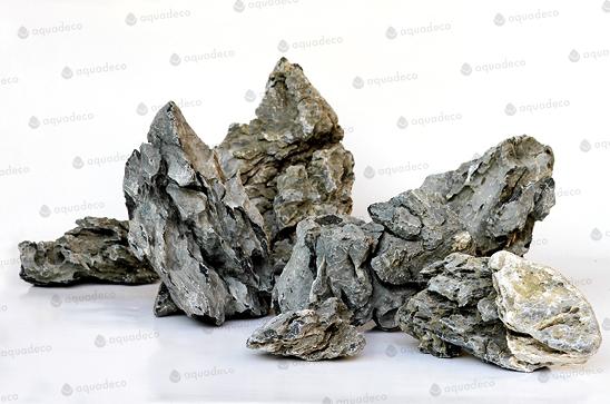 Mini landskaps sten