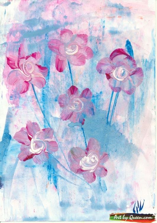Blommande doft