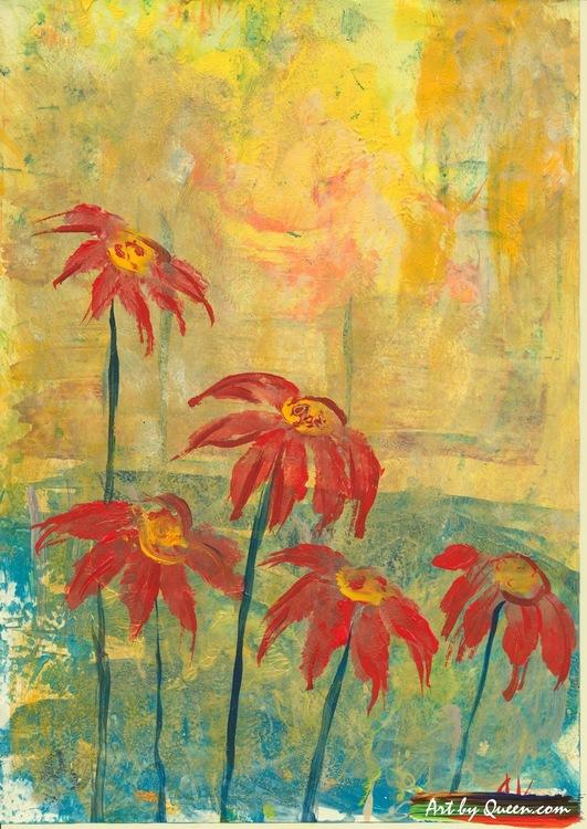 Doftande blommor