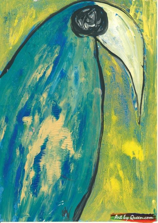 Blå albatross