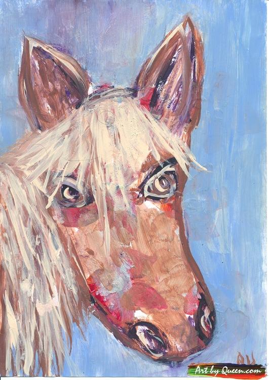 Hästen Lisa