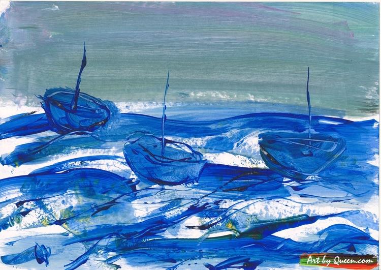 Havet och segling