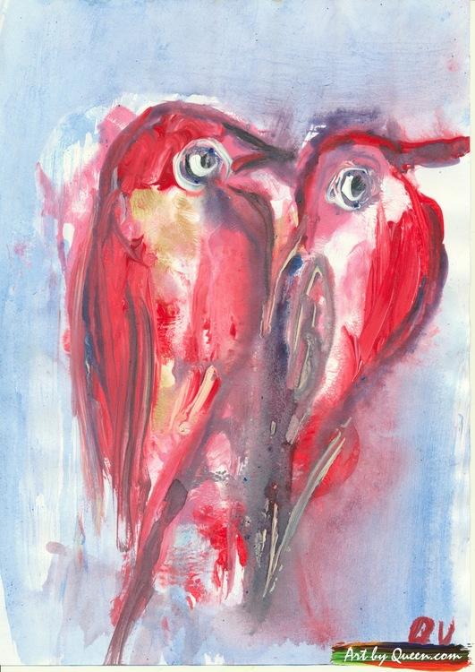 Drömmande fåglar