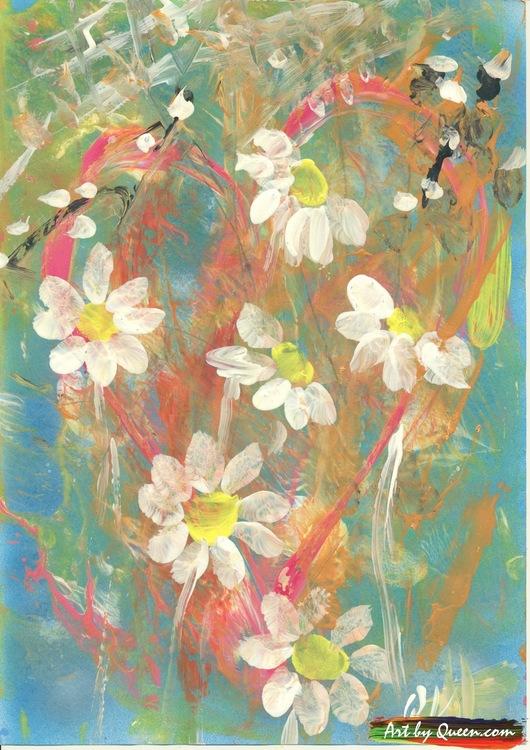 Blomstrande sommar