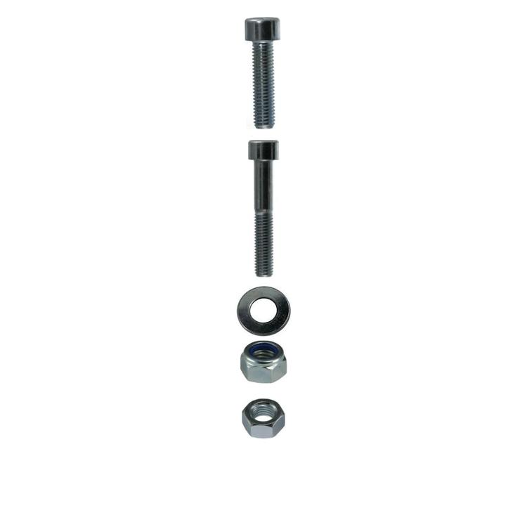 Mellan Insex sortiment M6-M16 8.8 FZB