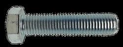 M8x40/40 8.8 FZB