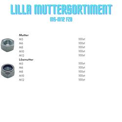 Lilla Muttersortiment M5-M12 8 FZB