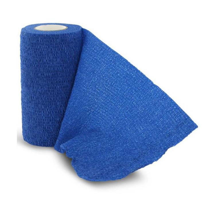 Vetrap självhäftande bandage Blå