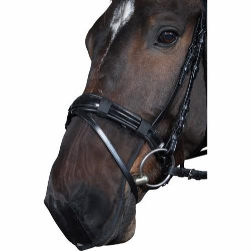 Horse Guard Mulskydd Nät Svart