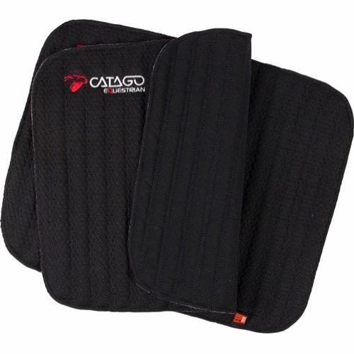 Catago FIR Tech Bandagepad Svart