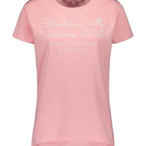 HoH Unicorn Dust T-Shirt Godis Rosa
