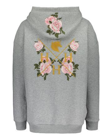HoH La Vie Rose Hoodie Grey