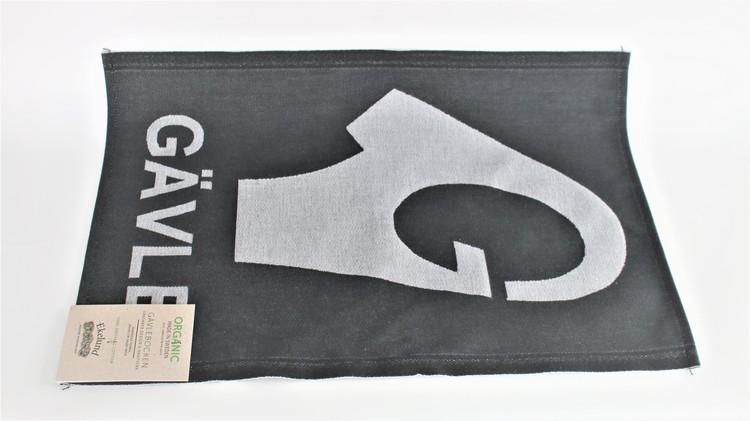 Kitchen towel Gävle symbol