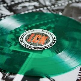 Ord Och Inga Visor - Vinylskiva (Grön)